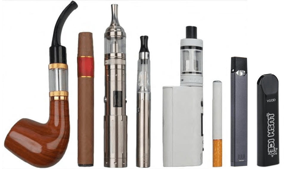 Vaping history of electronic cigarettes and vaporizers